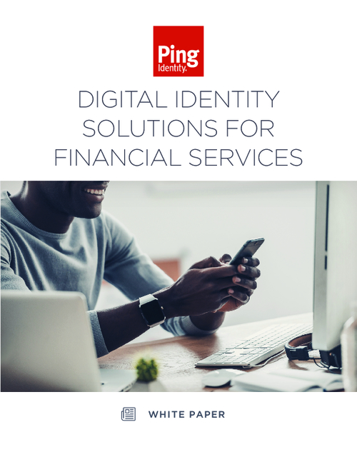 Digital Identity Solutions for Financial Services