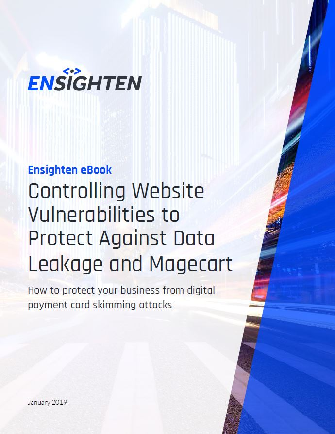 Controlling Website Vulnerabilities to Protect Against Data Leakage and Magecart
