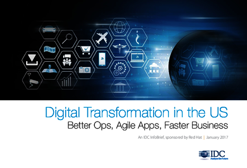 Digital Transformation: Better Ops, Agile Apps, Faster Business