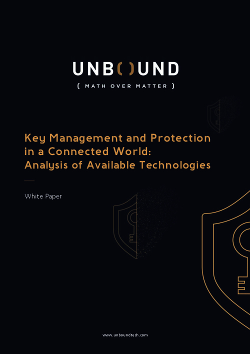 Digital Transformation: Enterprise Key Management and Protection in a Connected World