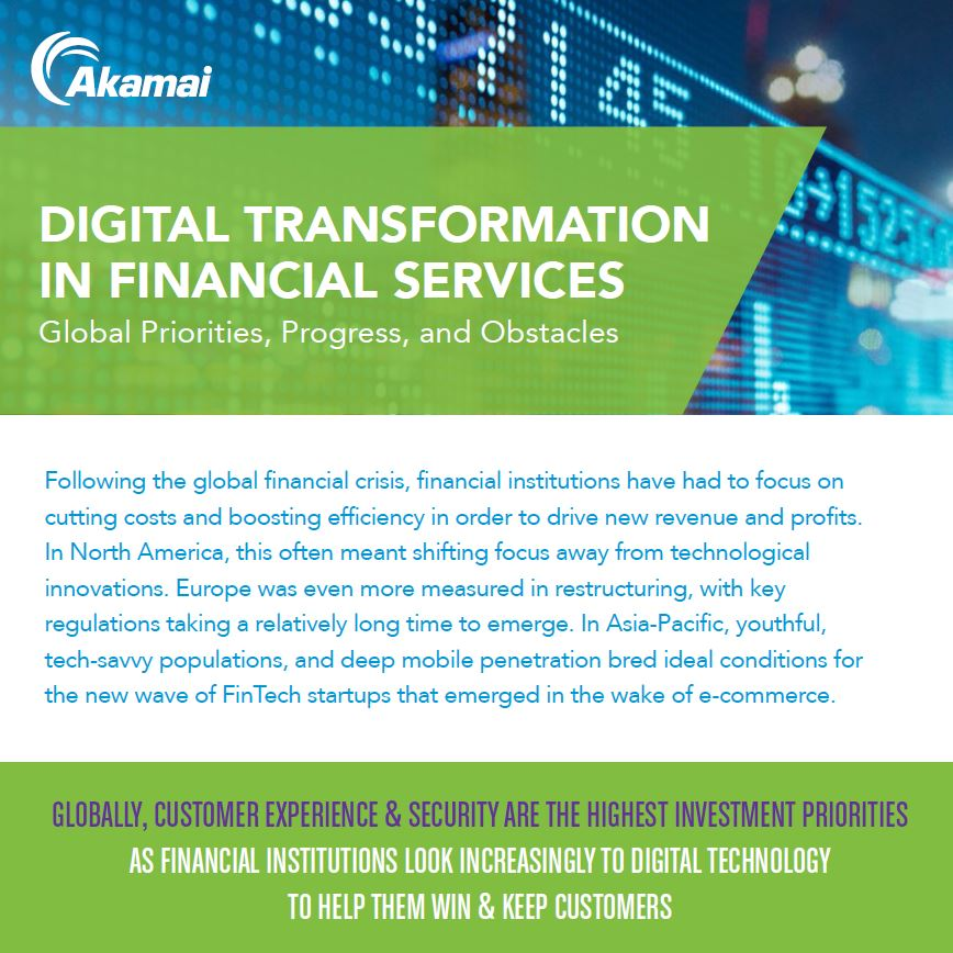 Digital Transformation in Financial Services Global Priorities, Progress, and Obstacles