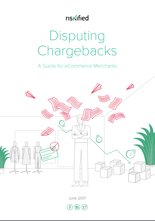 Disputing Chargebacks: A Guide for eCommerce Merchants