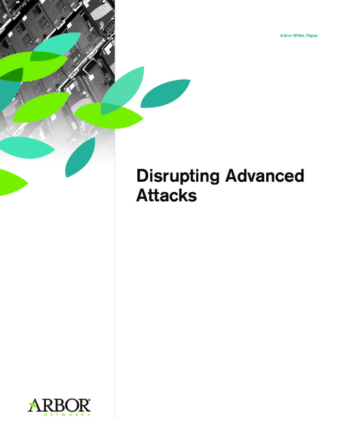 Disrupting Advanced Attacks