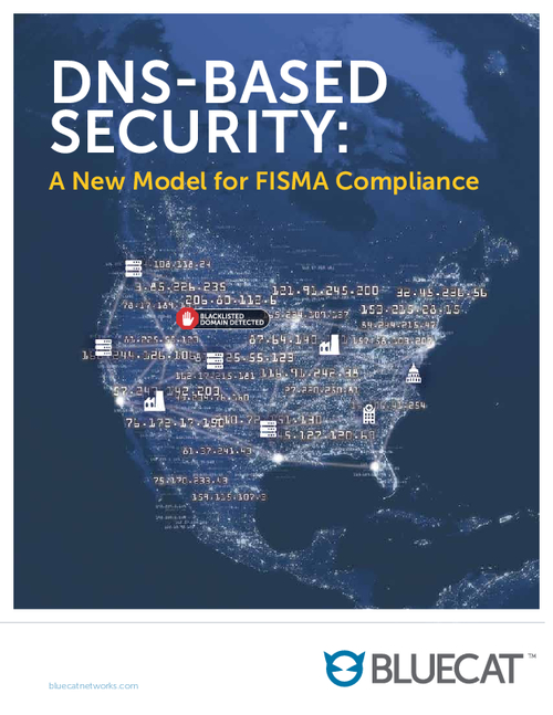 DNS-Based Security: A New Model for FISMA Compliance