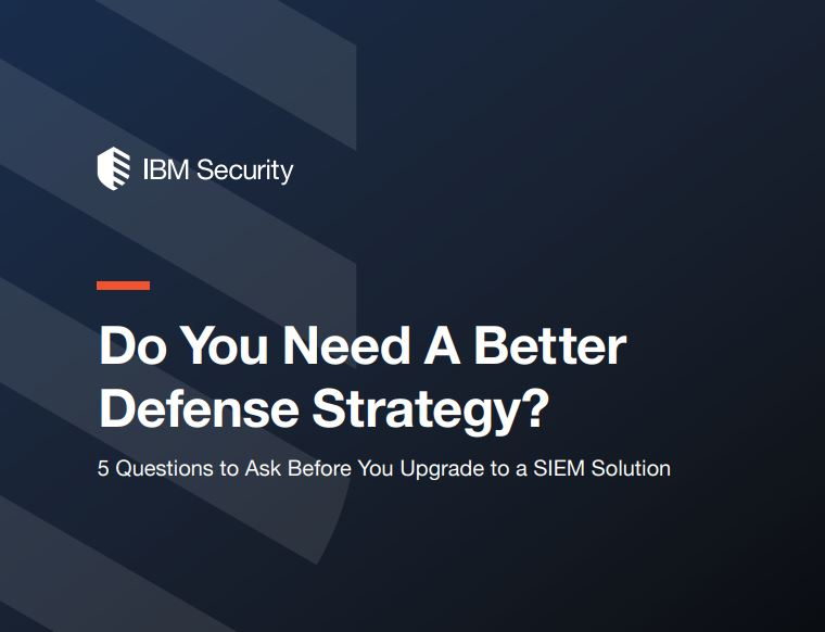 Do You Need A Better Defense Strategy?