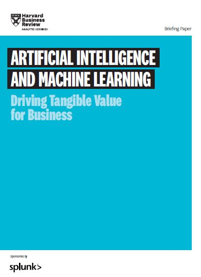 Artificial Intelligence & Machine Learning: Improving IT Operations & Product Innovation