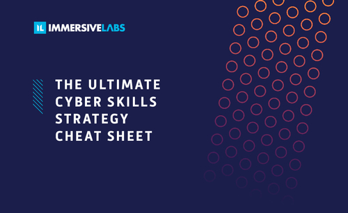eBook | The Ultimate Cyber Skills Strategy Cheat Sheet