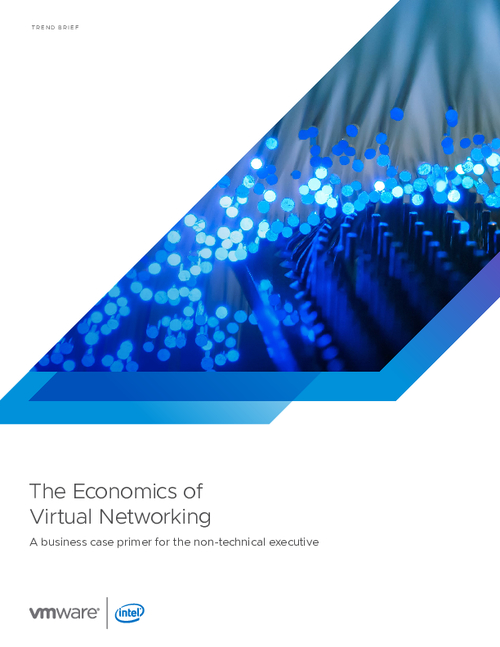 The Economics of Virtual Networking
