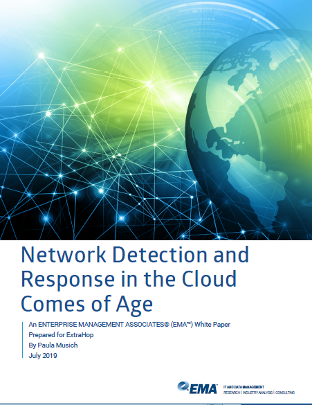 Network Detection and Response in the Cloud - Without the Legacy Systems