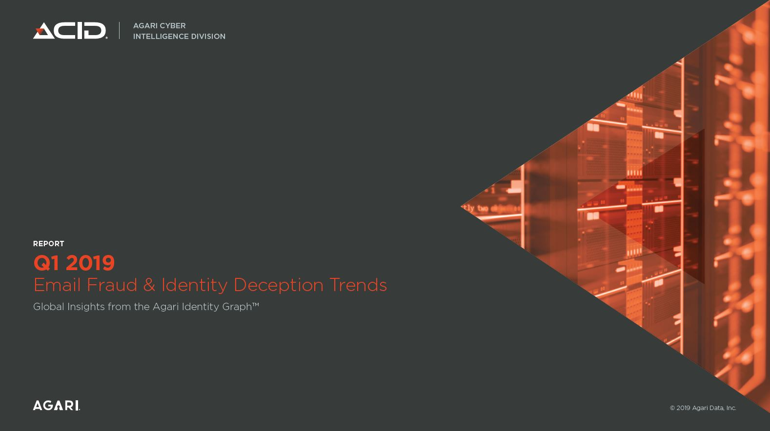 Email Fraud & Identity Deception Trends: Q1 2019