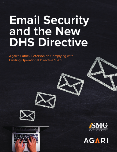 Email Security and the New DHS Directive