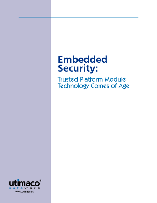 Embedded Security: Trusted Platform Module Technology Comes of Age