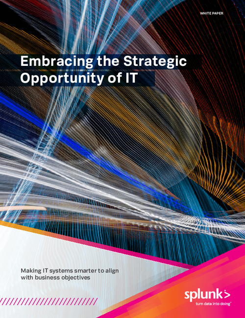 Embracing the Strategic Opportunity of IT
