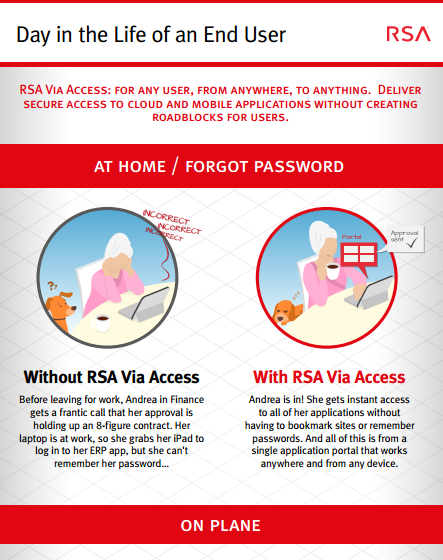 Enable End User Productivity with RSA Via Access