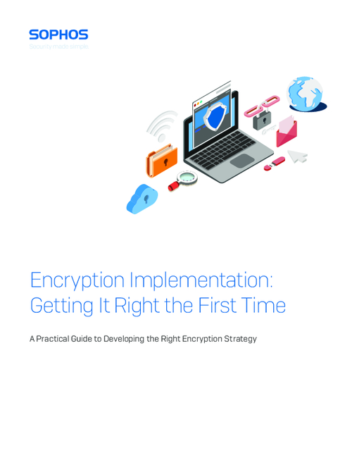 Encryption Implementation: Getting It Right the First Time