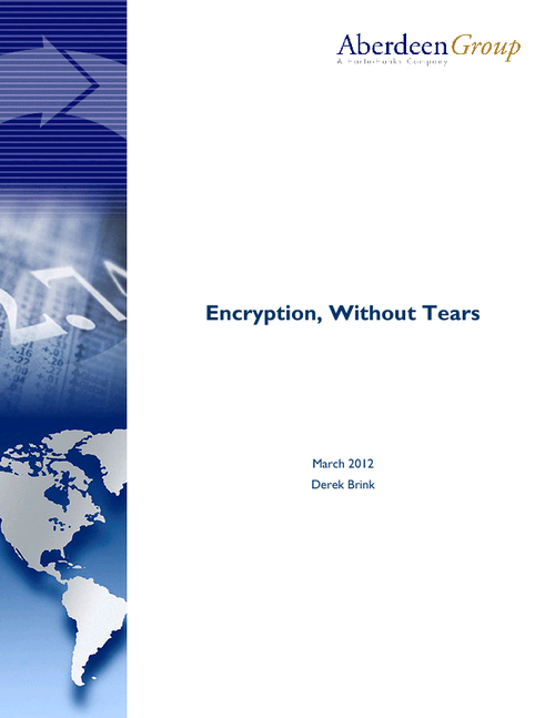 Encryption, Without Tears