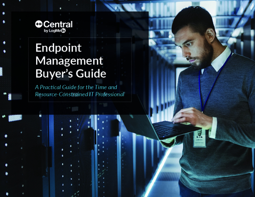 Endpoint Management Buyer's Guide: A Practical Guide for the Time & Resource-Constrained IT Professional