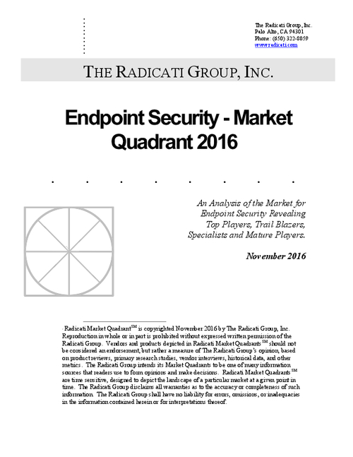 Does Your Organization Have The Right Endpoint Security Solution?