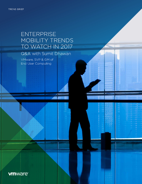 Enterprise Mobility Trends to Watch