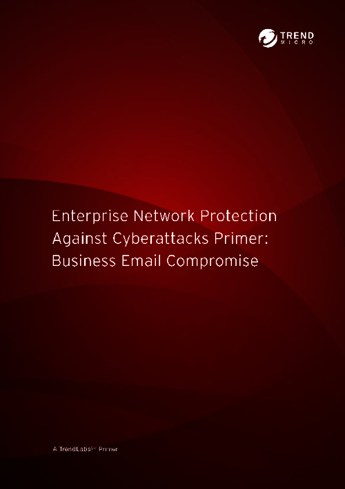 Enterprise Network Protection Against Business Email Compromise
