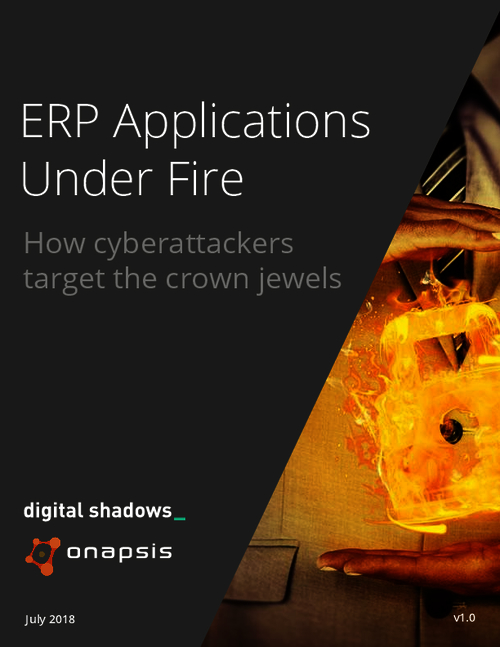 Enterprise Resource Planning (ERP) Applications Under Fire