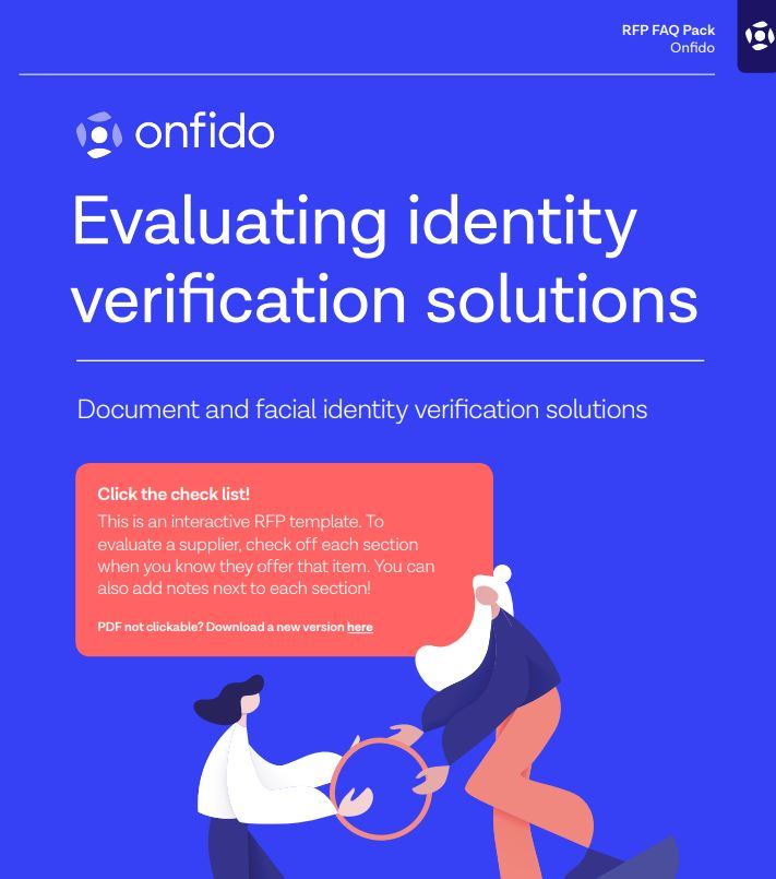 Evaluating Identity Verification Solutions