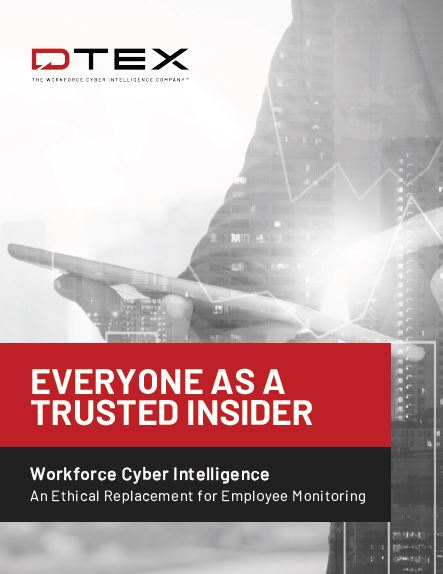 Everyone as a Trusted Insider: An Intelligent Replacement for Employee Monitoring