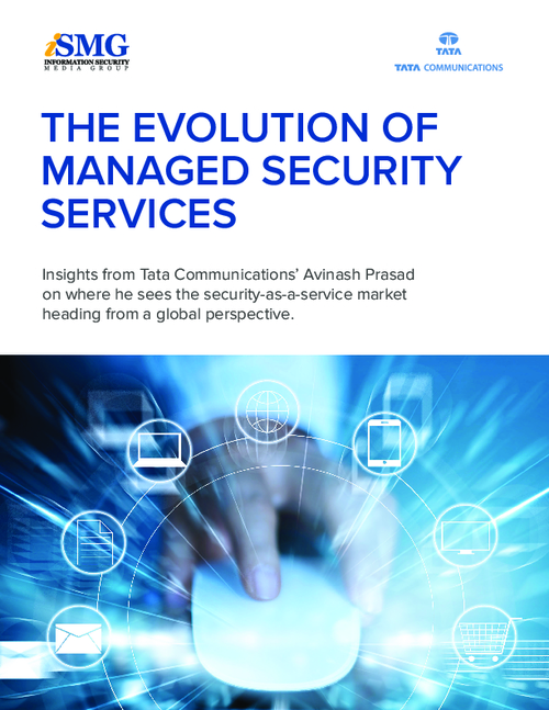 The Evolution of Managed Security Services