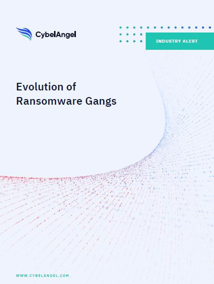 Evolution of Ransomware Gangs