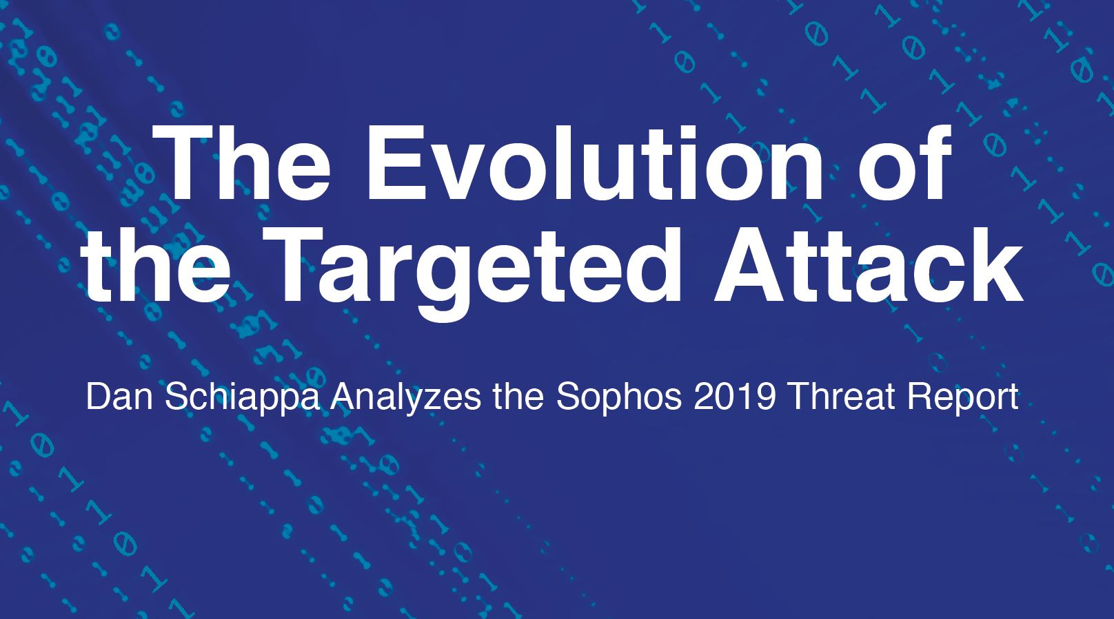 The Evolution of the Targeted Attack