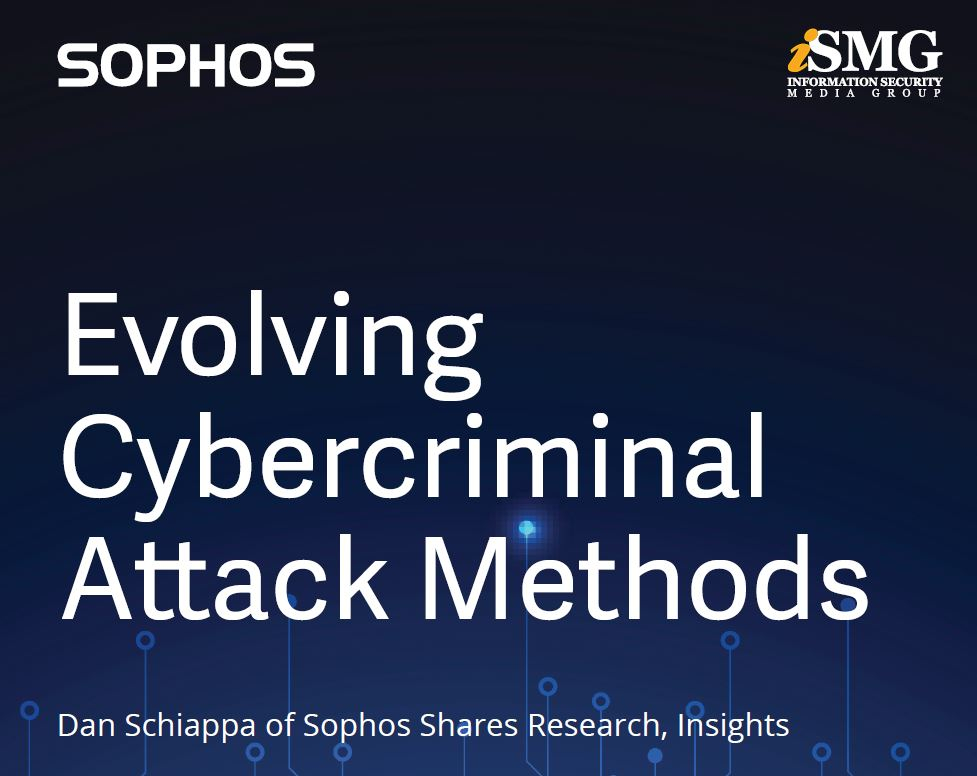 Evolving Cybercriminal Attack Methods