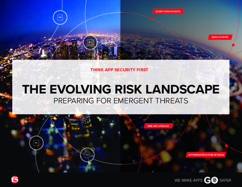 The Evolving Risk Landscape