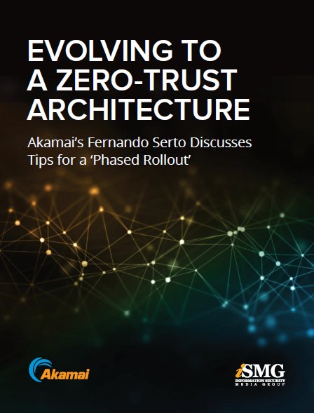 Evolving to a Zero-Trust Architecture