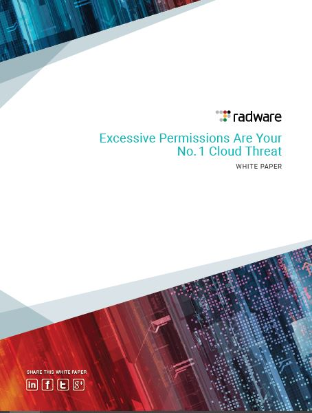 Excessive Permissions Are Your No. 1 Cloud Threat