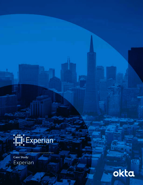 Experian Case Study: Transforming an Established Enterprise Built on Legacy Software