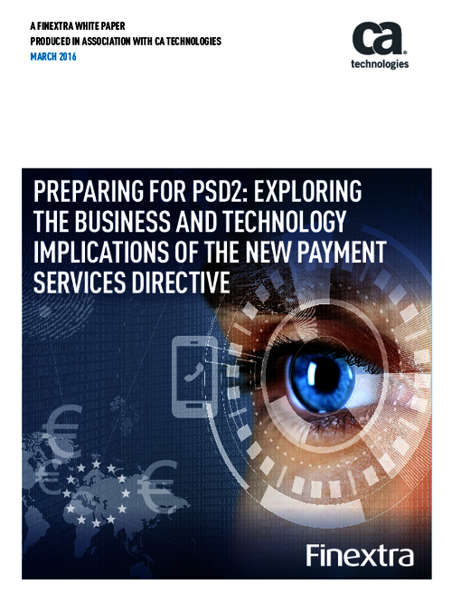 Exploring The Business and Technology Implications of PSD2