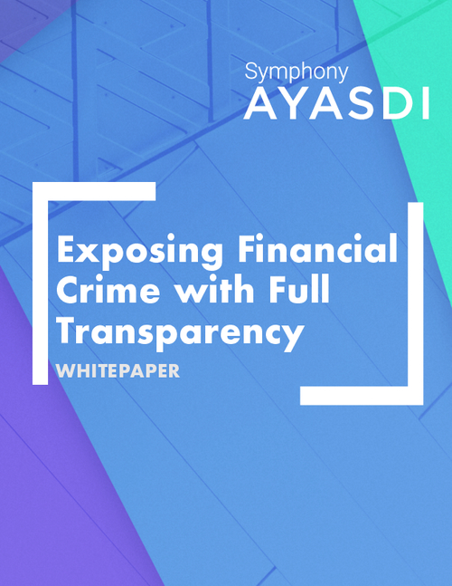 Exposing Financial Crime with Full Transparency