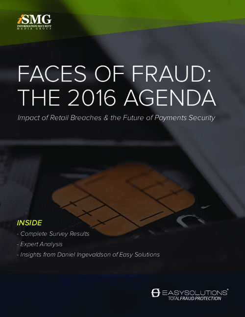 Faces of Fraud: The 2016 Agenda