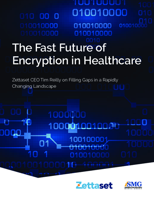 The Fast Future of Encryption in Healthcare