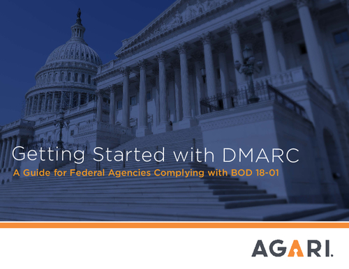 Federal: Getting Started with DMARC