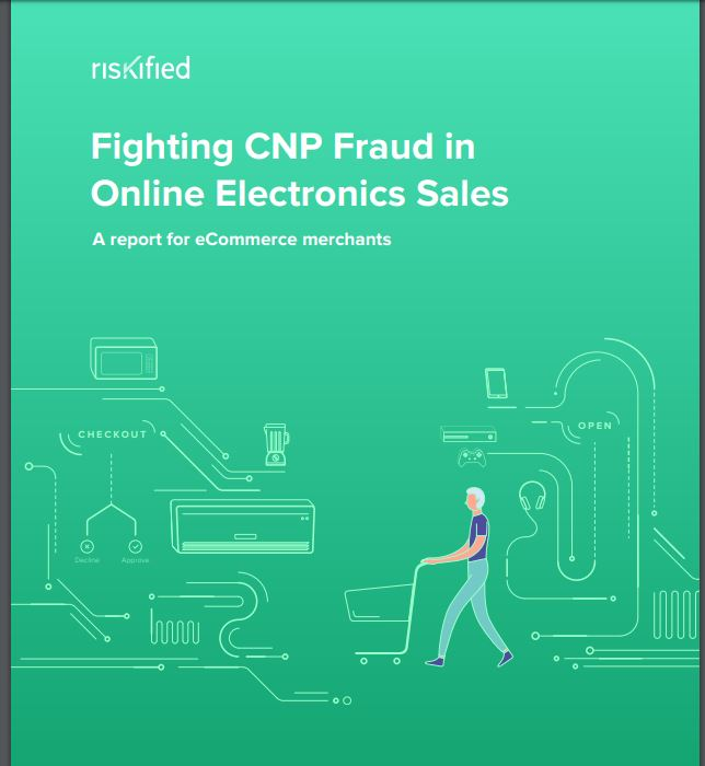 Fighting CNP Fraud in Online Electronics Sales