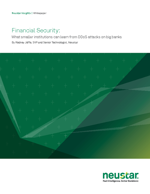 Financial Security: What Smaller Institutions Can Learn From DDoS Attacks On Big Banks