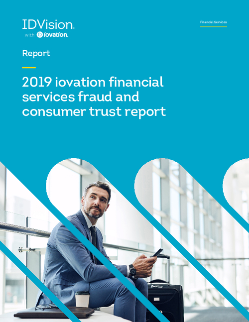 Financial Services Fraud and Consumer Trust Report
