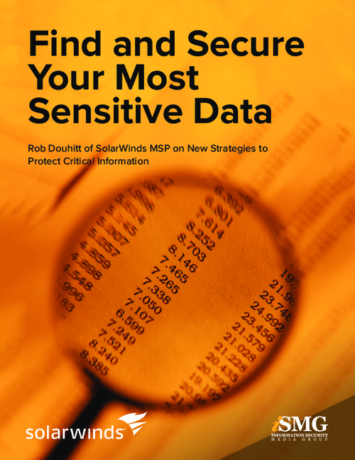 Find and Secure Your Most Sensitive Data