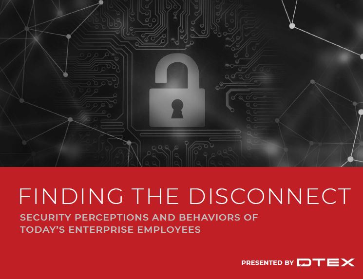 Finding the Disconnect: Perceptions and Behaviors of Today's Enterprise Employees