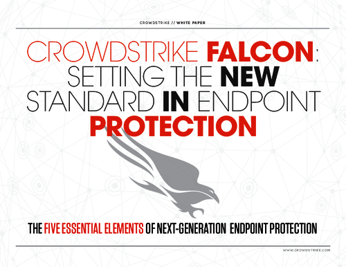 The Five Essential Elements of Next-Generation Endpoint Protection
