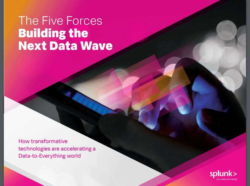 The 5 Forces Building The Next Data Wave