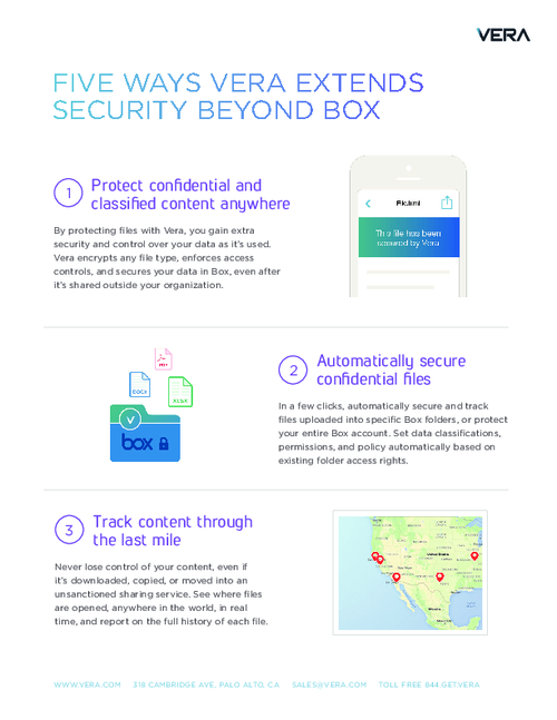 Five Ways to Extend Security Beyond Box