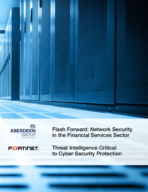 Flash Forward: Network Security in the Financial Services Sector