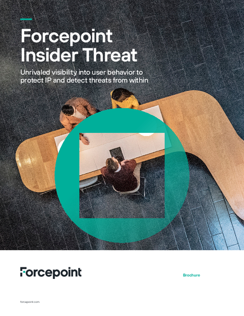 Forcepoint Insider Threat